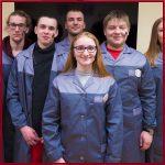 Трудовые будни участников Проекта «Лаборатория будущего»