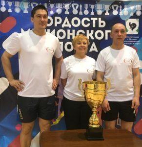 Спартакиада трудовых коллективов — 2019