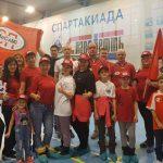 В рамках Спартакиады-2019 завершился городской турнир по волейболу